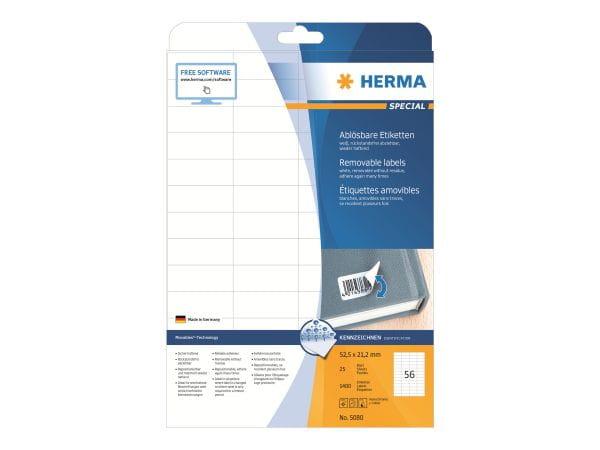 HERMA Papier, Folien, Etiketten 5080 1