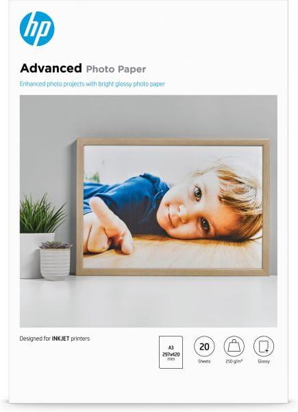 HP  Papier, Folien, Etiketten Q8697A 1